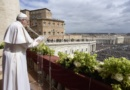 Pope Francis prays for Ukraine