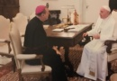 Pope Francis receives in Audience the Apostolic Nuncio