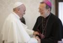 Нова аудієнція Папи Франциска з Апостольським Нунцієм