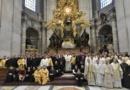 Udienza di Papa Francesco ai partecipanti al Pellegrinaggio dell'Eparchia di Mukachevo di rito bizantino